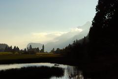 Engadina d'Oro (Wrinzo) Tags: sunset switzerland svizzera engadin silvaplana engadina tramondo engiadina silvaplauna silsbaselgia lejdasilvaplauna