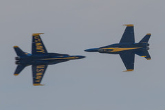 Blue Angels (Norman Graf) Tags: airshow blueangels aerobatics kntu ourflagwasstillthere apollosoucekfield usnavyflightdemonstrationsquadron nasoceanaairshow2012
