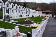Aberfan 6 (Scobie62) Tags: cemetry wales graves tragedy aberfan