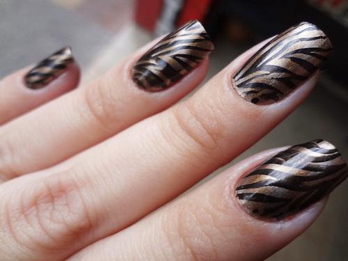 Tiger Nails 01
