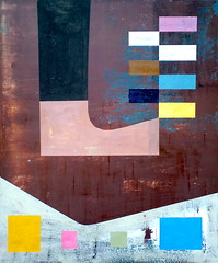 Jim Harris: Thelonious Monk Orchestra at Town Hall. 1959 (Jim Harris: Artist.) Tags: abstract art japan modern painting asia paint artist arte contemporary kunst jim oil nippon harris oilpainting 2012