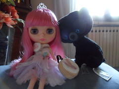 Lady Azalea & the Brave's Bear Plush