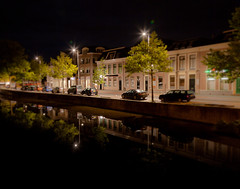 "Leeuwarden @ night • <a style=""font-size:0.8em;"" href=""http://www.flickr.com/photos/76347899@N05/8040817656/"" target=""_blank"">View on Flickr</a>"