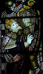 Kirby Misperton Yorkshire St Laurence (davewebster14) Tags: church yorkshire stainedglass kingdavid kempe kirbymisperton cekempe
