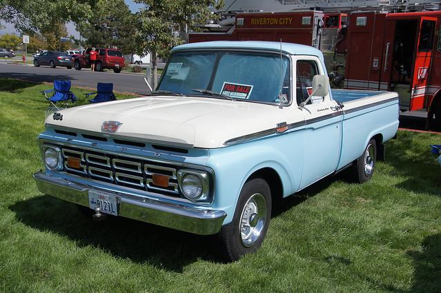 show summer ford car dave truck utah pickup lindsay end blast 1964 riverton f250 sal18250 socalcarculture socalcarculturecom