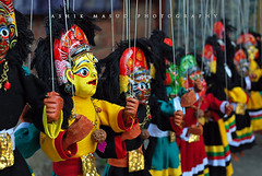 Putul Nach (The tradition of puppetry in Bangladesh) (Ashik Masud) Tags: puppetry puppettheatre folkculture putulnach ashikmasudphotography hetraditionofpuppetryinbangladesh ruralpeopleentertainment