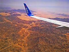 Above the Arabian Deserts (GOPAN G. NAIR [ GOPS Photography ]) Tags: mountains history fly dubai madina medina saudiarabia mecca islamic gops gopsorg gopangnair gopsphotography