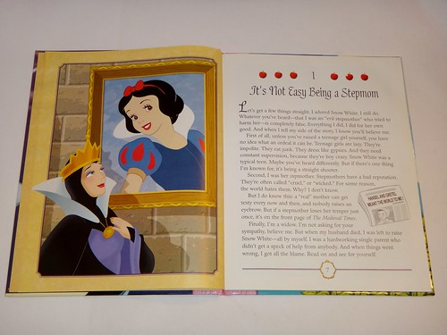 My Side of the Story: Snow White and The Queen - Disney Press - The
