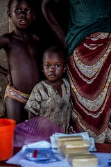 8 (CARE Deutschland Luxemburg) Tags: poverty africa baby cooking water rain soap village rice wash sierraleone care cholera illness watsan limba kolisokoh