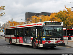 Toronto Transit Commission #7349 (vb5215's Transportation Gallery) Tags: new toronto flyer ttc 1999 transit commission d40lf