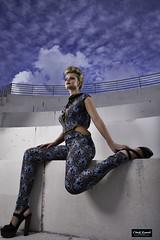 Stephanie- Fashion- 2012 (chuck kovach photography) Tags: woman tampa model bluesky alienbees 2470f28 blackballoons beautydish pocketwizardplusii stripbox curtishixonpark canon5dmarkii