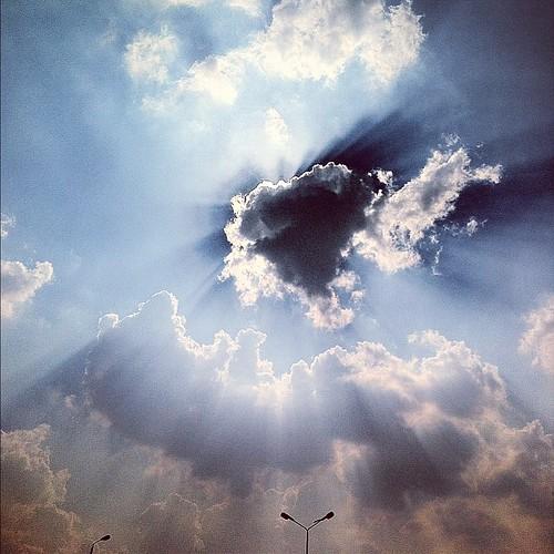 4- معجزات القران الكريم :: ( ثم استوى الى السماء وهى دخان )