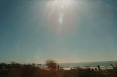 101 (The United States of Kyle Louis Fletcher) Tags: california sun kite film beach vintage drive highway surf glare bokeh adventure 101 spots flare