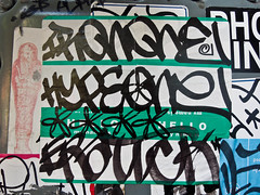 (gordon gekkoh) Tags: sanfrancisco graffiti sticker iron hype vf kcm eratick