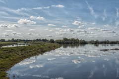 Yorkshire in Flood (cwb1290) Tags: cirrusuncinus cumulushumilis