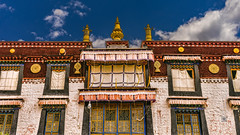 Tibet, at the monastery, traditional residential architecture (China), 06-2016, 18 (Vlad Meytin, vladsm.com) (Vlad Meytin | Instagram: vmwelt) Tags: chengguan china khimporiumco meytin tibet tibetan vladmeytin architecture art artgallery artists artphoto artworld asia blue buddhism buildings carlzeiss chinese clouds dark decoration fe5518 gallery gloomy highaltitude hot houses local monastery monks photography photographyart pictures religion residential road sky sony sonya7 sonyalpha summer symbols traditional vladsm vladsmcom vmwelt way zeiss