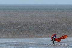 The long walk (Outdoorjive) Tags: other desktop flikr hunstanton places events sport uk eastanglia norfolk seascapes england unitedkingdom gb