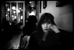 . (anu L ogy) Tags: leica leicam6 m6 35mm film kodak girl portrait summicron v4 kingofbokeh diy filmisnotdead ishootfilm providence rhodeisland