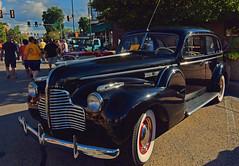 1940 Buick (kendoman26) Tags: 1940buick 1940buickseries90limited 1940buicklimited car auto topazadjust topazsoftware nikon nikond3300 tokinaatx1228prodx tokina1228 tokina morriscruisenight morrisillinoiscruisenight
