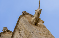 The Unicorn (nicklucas2) Tags: menorca ciutadella travel gargoyle