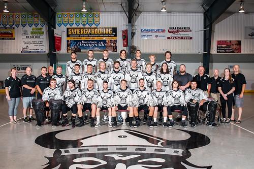 Orangeville-Northmen-2016-Team-Photo