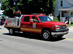 Frankenmuth, MI Fire Department (TrueWolverine87) Tags: apparatus fireapparatus firedepartment firetruck brushtruck allterrain allterrainvehicle frankenmuth michigan chevrolet silverado chevroletsilverado