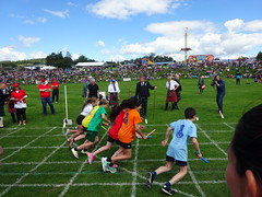 Crieff Highland Gathering (32) (lairig4) Tags: scotland crieff perthshire highland gathering games 2016 music scottish pipe bands parade schools relay race
