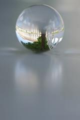 (Px4u by Team Cu29) Tags: glaskugel park oberschleisheim schlos parkanlage bank ausruhen rasten erholen sonne schatten baum allee