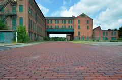 Brick Beauty (gregador) Tags: ashland oh cobblestone factory industry decayed abandoned urbex urbanexploring urbanexploration