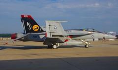166776  F/A-18E  VFA-31  AJ-100 (RedRipper24) Tags: nasoceana kntu apollosoucekfield fa18 fa18hornet nasoceanaairshow nasoceana2016airshow