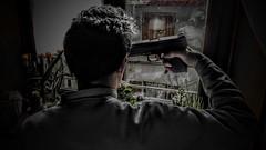 1496357_806745842763965_964441998737739596_o (Everclay3) Tags: dead mort suicide poesie revolver flingue war life