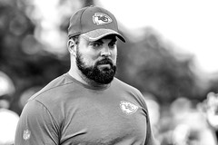 2016 Faces of Training Camp-10 (Mather-Photo) Tags: 2016 andrewmather andrewmatherphotography blackandwhite chiefs chiefskingdom chiefstrainingcamp closeup colorless faces football helmetoff kcchiefs kansascitychiefs matherphoto monochrome nfl sportsphotography summer team trainingcamp