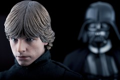 """Then my father is truly dead."" (ahmadsyukrisalleh) Tags: starwars lukeskywalker darthvader"