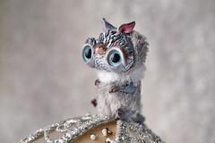 griffin (oso_polar) Tags: handmade doll toy tiny griffin artdoll arttoy