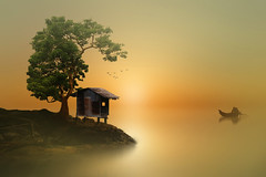 Serenity ((ID's)) Tags: surreal art fineart