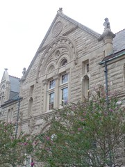 (sftrajan) Tags: richardsonianromanesque architecture neworleans romanesquerevival tulaneuniversity tulane campus architektur sonydsch90 universidad universit universitt universit