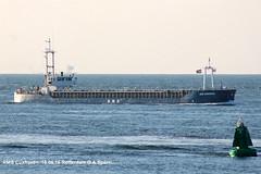 RMS Cuxhaven (andreasspoerri) Tags: rmscuxhaven generalcargo rotterdam danio pattjewaterhuizen antiguabarbuda imo9218533