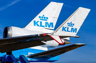 KLM Royal Dutch Airlines McDonnell Douglas MD-11 (PH-KCD)