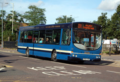 cambs - delaine 147 peterborough 23-9-16 JL (johnmightycat1) Tags: bus lincolnshire cambridgeshire delaine peterborough