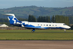 N312P | G550 | EGTE (Global_5000) Tags: exeter airport egte ext canon eos aircraft aeroplane aviation airplane n312p