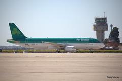 Aer Lingus FTE (3) (crgmry) Tags: aerlingus fte aerlingusfte airbusa320 a320 aeropuertodejerez jerez aeropuerto airport jerezairport flighttrainingeurope tower atc airtrafficcontrol