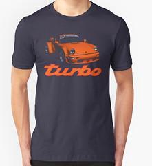 turbo 911 (retro racing shirt) Tags: retroracingshirt gemballa ruf ctr yellowbird clockworkorange 911turbo 930 964 flatsix rennsport aircooled supercar carshirt racing automobile