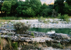 Testing analogue film II (Gabriel Aljundi) Tags: summer spain verano españa lascuarre ribagorza bosque trip holiday nature daylight day river rio viaje vacaciones luz light art landscape chinon cx analogue film vintage colour color countryside spanish español poem aragón pyrenees paisaje photo photography foto forest beautiful belle