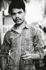 dyers (jathdreams) Tags: jalandhar punjab portrait person face blackandwhite bnw bw monochrome mono light travel travelphotography street streetphotography northindia incredibleindia 50mm 50mmf14d nikon nikond5100 rainakbazaar india