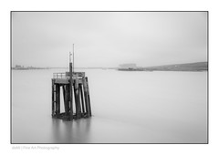 Bad weather in Erith (monochrome) (derek_michalski) Tags: monochrome bw blackandwhite biancoynegro le leefilter longexposure derekmichalskiphotography fineartphotography fav
