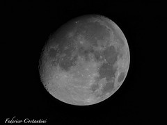 Luna (Tecnovlog) Tags: luna spazio moon astrophotography astrofotografia astronomia sistema solare panasonic g7 1000mm f105 lente specchio