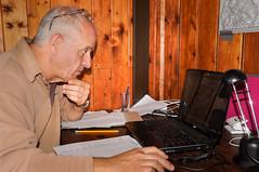 20160812_015_DennisWansink (Dennis Wansink) Tags: zoogdiervereniging zomerkamp bergen jura computer janwondergem vaud zwitserland ch