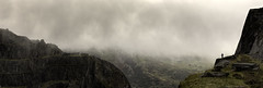 In The Clouds (MarkWaidson) Tags: dinorwic dinorwig llanberis slate quarry mist clouds phoy photographer derelict