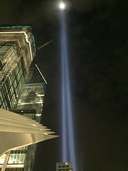 IMG_0344 (gundust) Tags: nyc ny usa september 2016 newyork newyorkcity manhattan architecture wtc worldtradecenter september11th 911 tributeinlight xeon twintowers memorial remembrance night