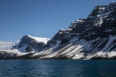 Bow Lake, Canadian Rockies (profstoff) Tags: 2016 icefieldsparkway rockies canada
